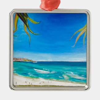 Bondi Sky Metal Ornament
