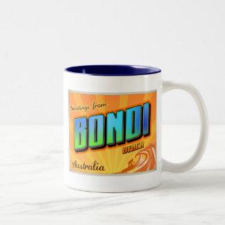 BONDI Two-Tone COFFEE MUG