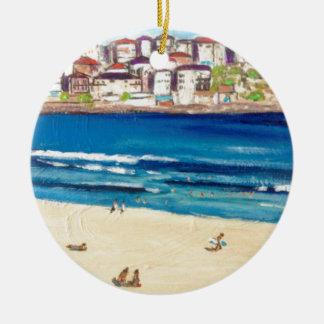 Bondi Views'17 Ceramic Ornament