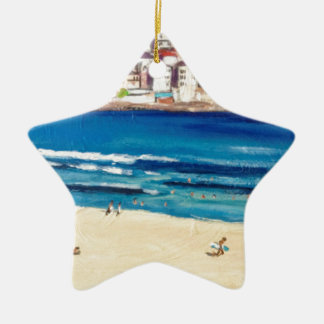 Bondi Views'17 Ceramic Ornament