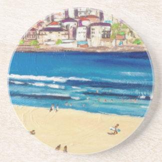 Bondi Views'17 Drink Coaster