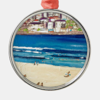Bondi Views'17 Metal Ornament