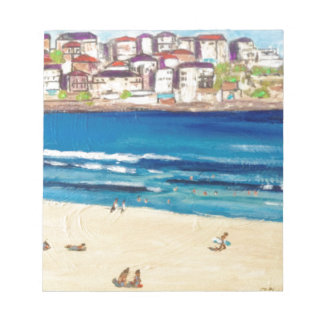 Bondi Views'17 Notepad
