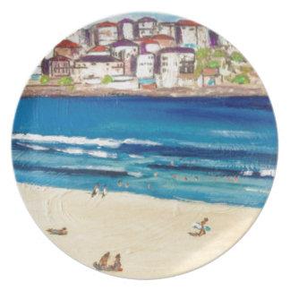 Bondi Views'17 Plate