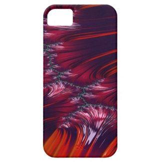 Bonding Ice on Frozen Lake Fractal 2 iPhone 5 Cover