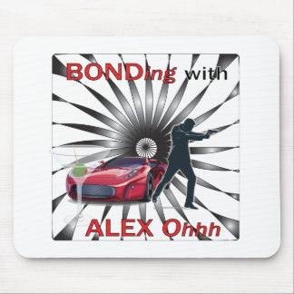 Bonding-With-Alex-Oh Mouse Pad