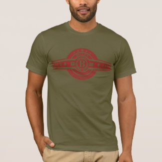 Bonds Cigar and Whiskey Club Red T-Shirt