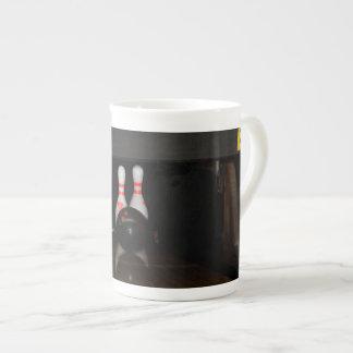 Bone China Mug— Bowling Tea Cup