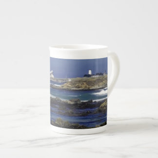 Bone China Mug Breaking Waves