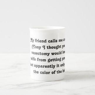Bone China Mug Coffee Inspirational YACF