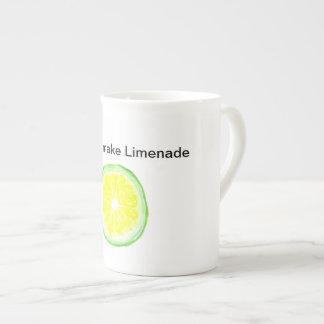 Bone China Mug Limenade
