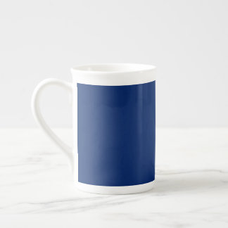 Bone China Mug uni Blue