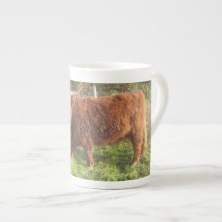 Bone China Mug With Highland Cow