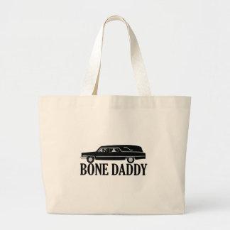 Bone Daddy Large Tote Bag