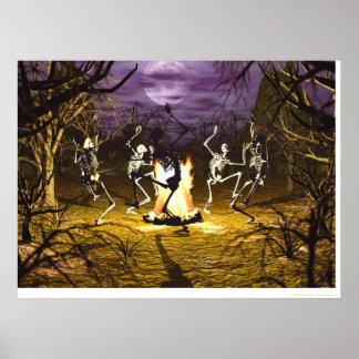 Bone Dance Poster