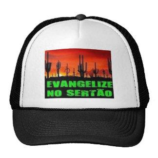 bone evangelizacao trucker hat