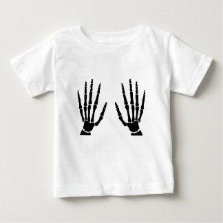 Bone Hands Isolated Baby T-Shirt