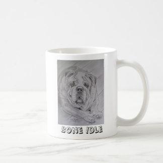 Bone Idle Coffee Mug