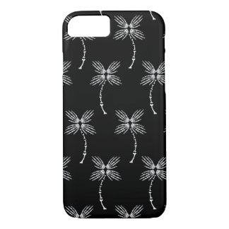 Bone Palm Trees iPhone 7 Case