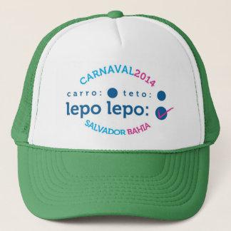 Boné Salvador 2014 (2) Trucker Hat