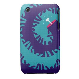 Bone twirl iPhone 3 Case-Mate cases