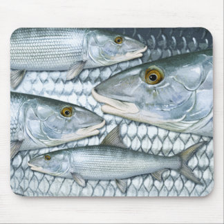 Bonefish Mouse Pad