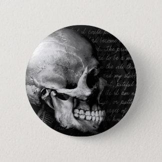 BoneFreak 2 Inch Round Button
