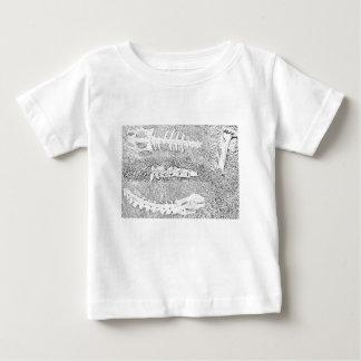 Bones Coloring Project DIY Adult Coloring Baby T-Shirt