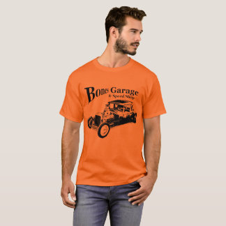 Bones Garage Rat Rod 4 T-Shirt