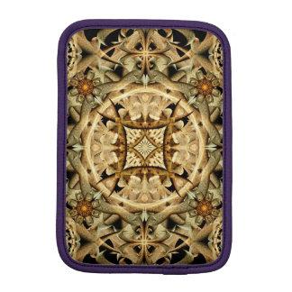 Bones Mandala iPad Mini Sleeves