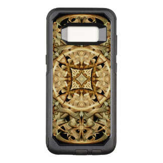 Bones Mandala OtterBox Commuter Samsung Galaxy S8 Case