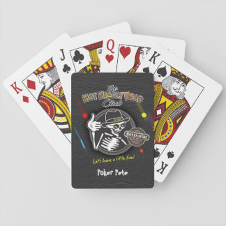 Bones McGurk's Legendary Playing Cards