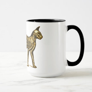 Bones of the Cat Mug