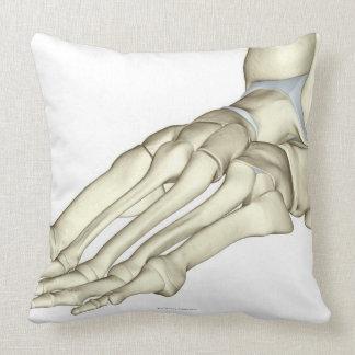 Bones of the Foot 13 Pillow