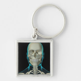 Bones of the Head and Neck 2 Key Chain