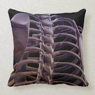 Bones of the Upper Body 4 Throw Pillow
