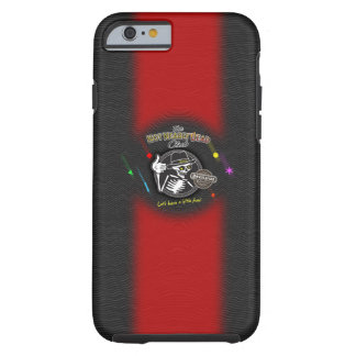 Bones Party Line Red Tough iPhone 6 Case