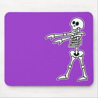Bones (Purple) Mousepad