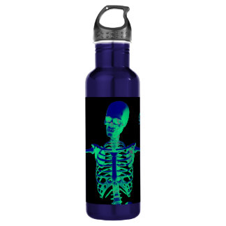 Bones water bottle