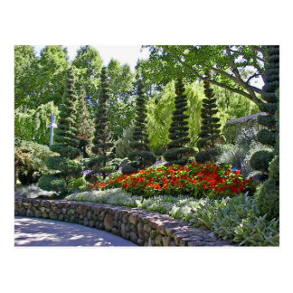 Bonfante gardens postcard