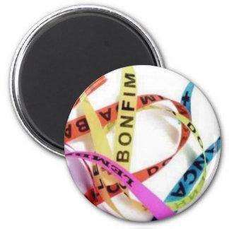 bonfim de bahia 2 inch round magnet