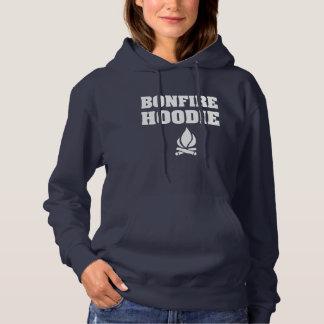 Bonfire Hoodie funny women's hoodie sweater