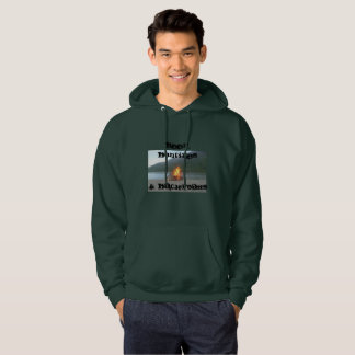 Bonfire on the Kinik Hoodie