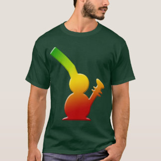 Bong On - Reggae Rasta Bong lifestyle T-Shirt