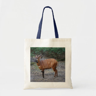 Bongo (Antelope) Tote Bag
