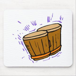 Bongo Drums Mouse Pad