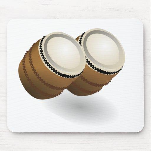 Bongo Drums Mousepads