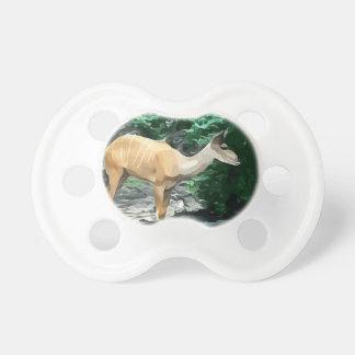 Bongo from Safari Pacifier