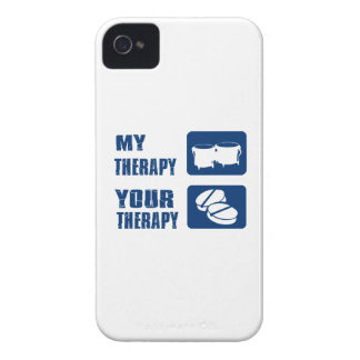 BONGO is my therapy iPhone 4 Case-Mate Cases