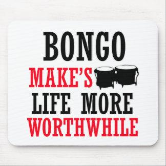bongo png mouse pads